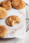 soft snickerdoodles recipe