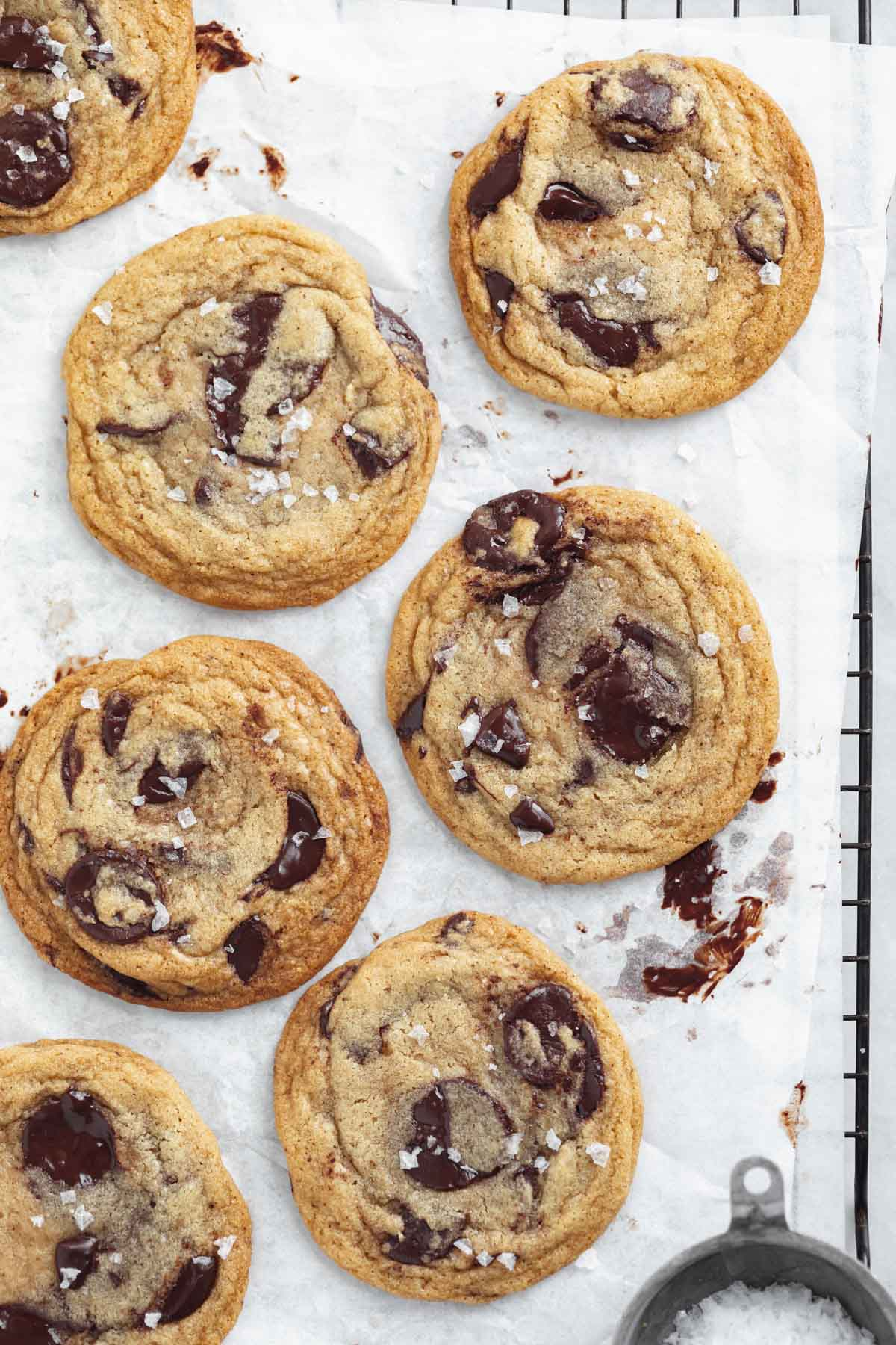 The BEST Chocolate Chip Cookies - Broma Bakery