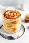 the best caramel layer cake