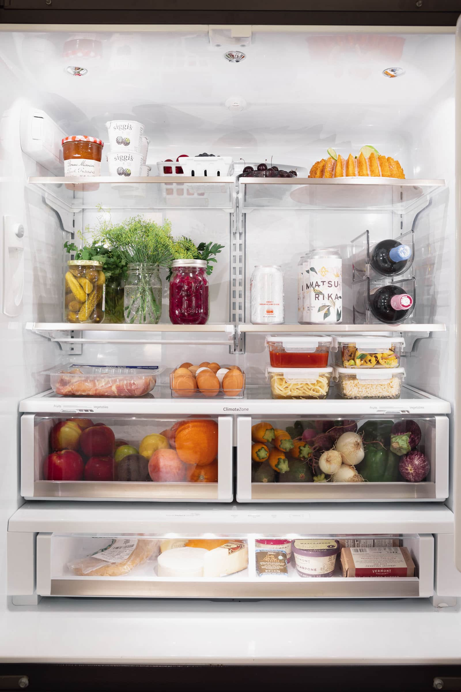 fridge organization guide