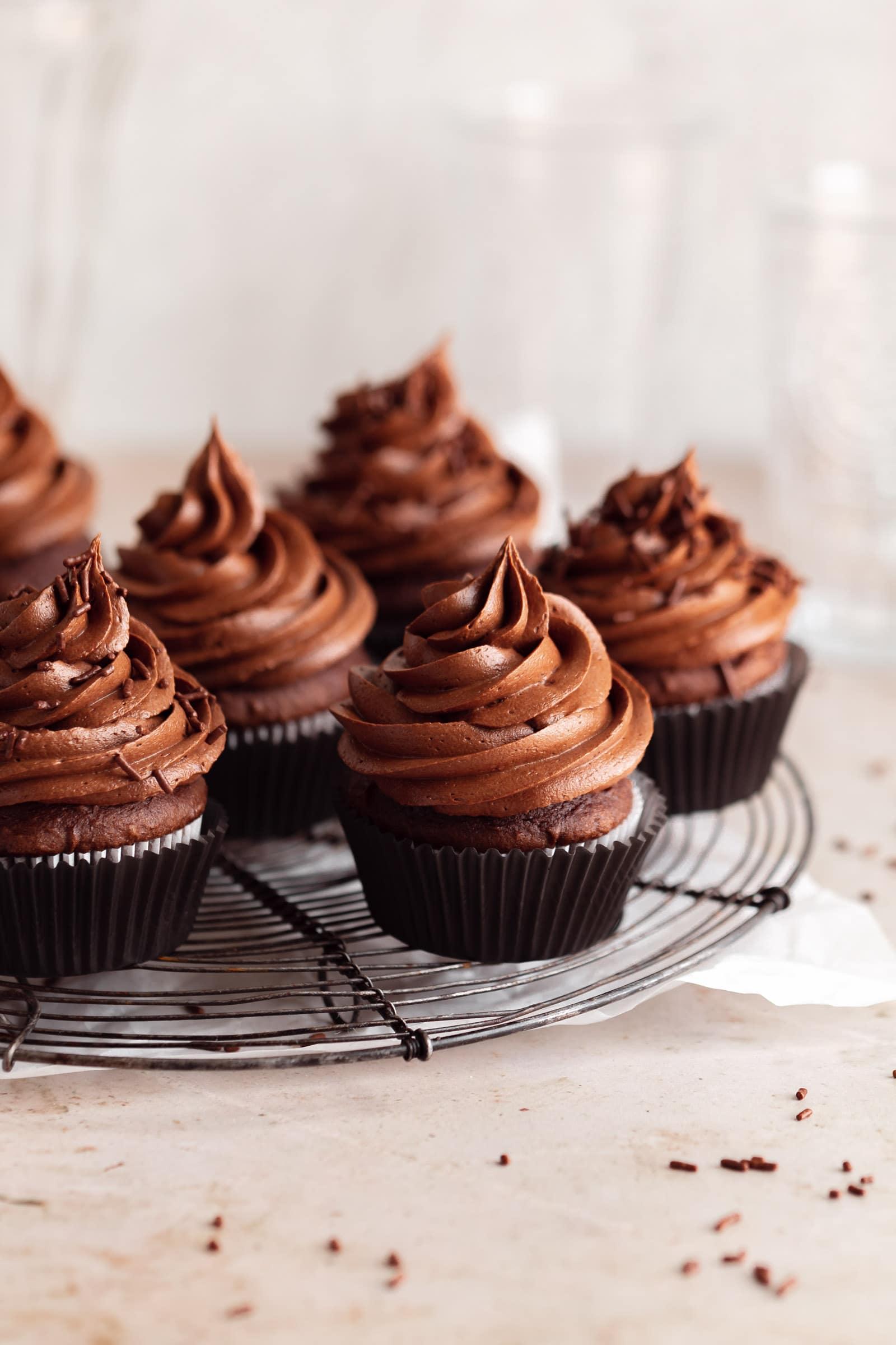 Perfect Chocolate Buttercream Broma Bakery