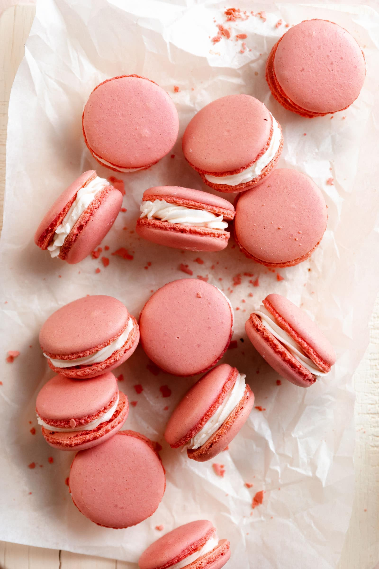 french macrons foolproof