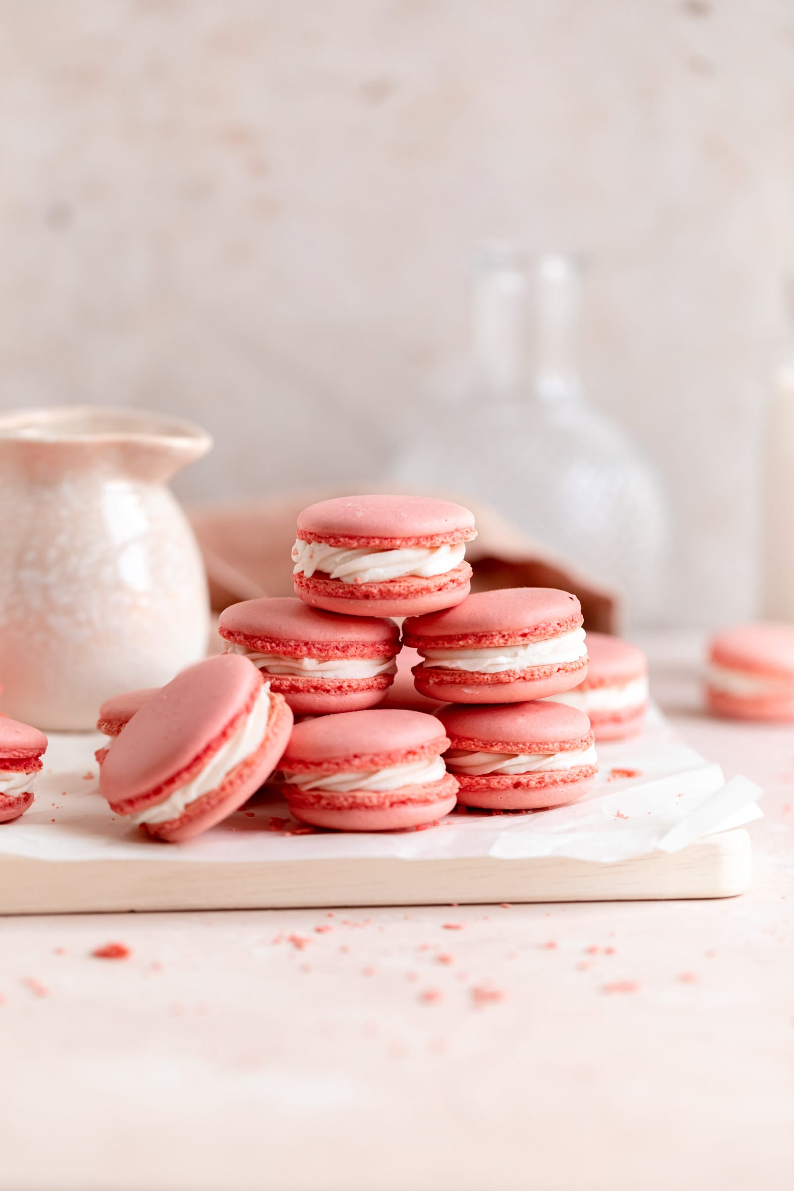 french macarons how to