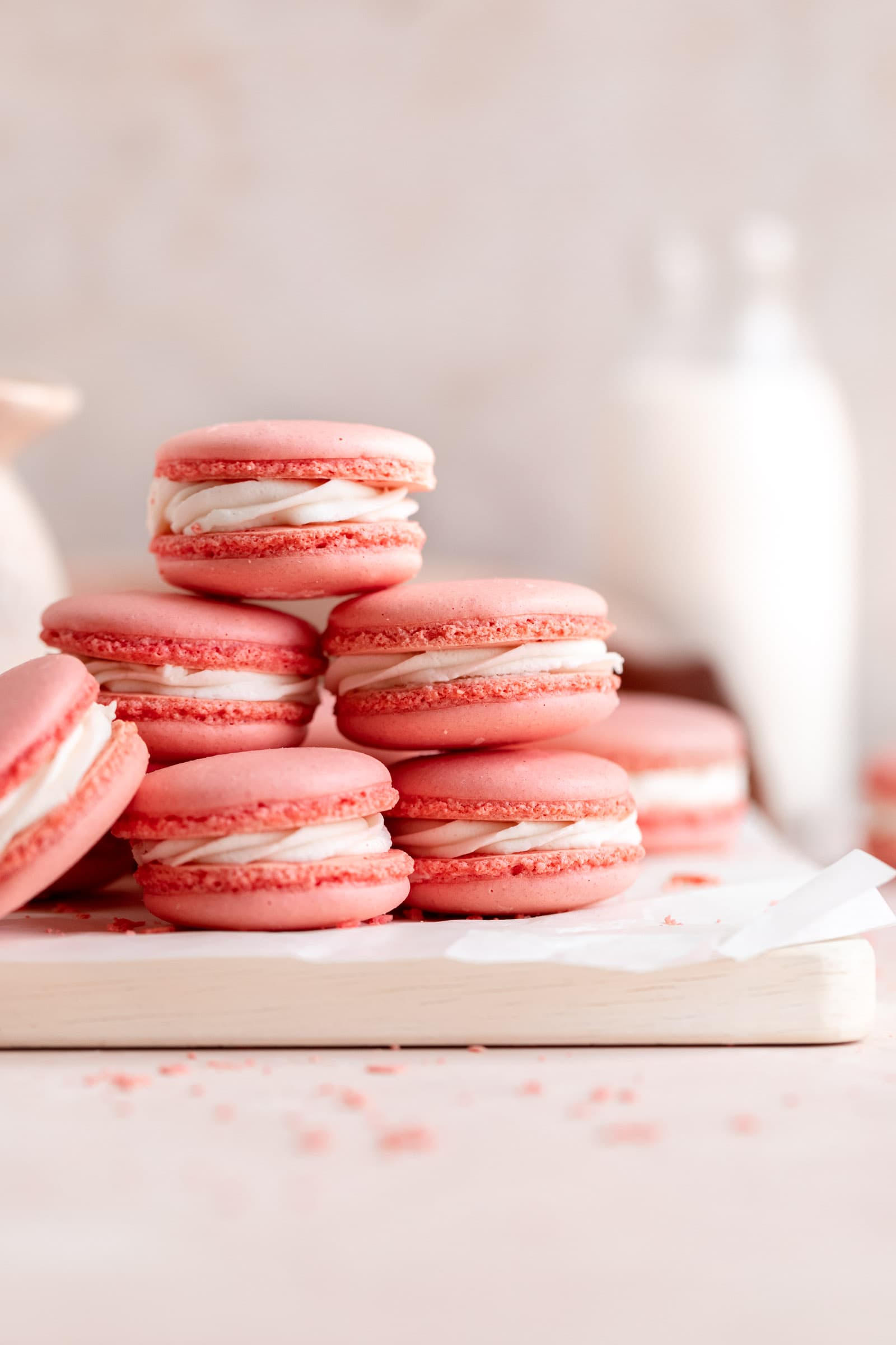 Foolproof Macaron Recipe Step By Step How To Make French Macarons Broma Bakery