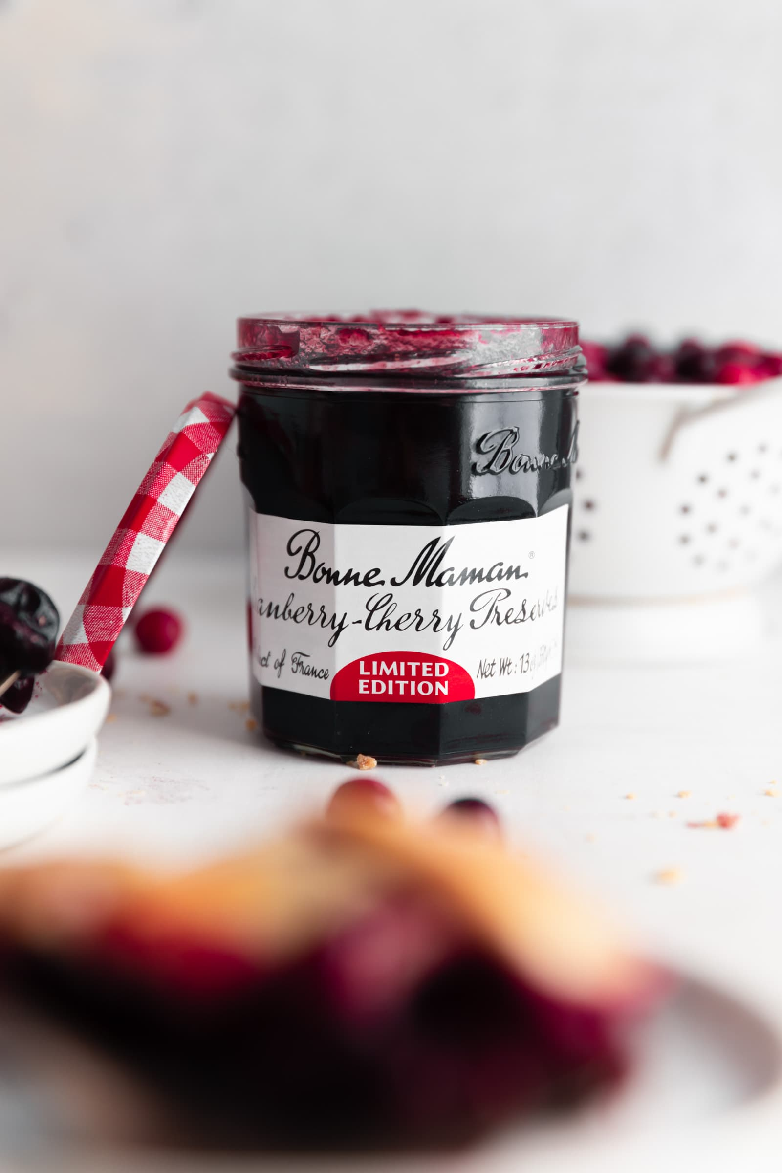 bonne maman cranberry cherry preserves