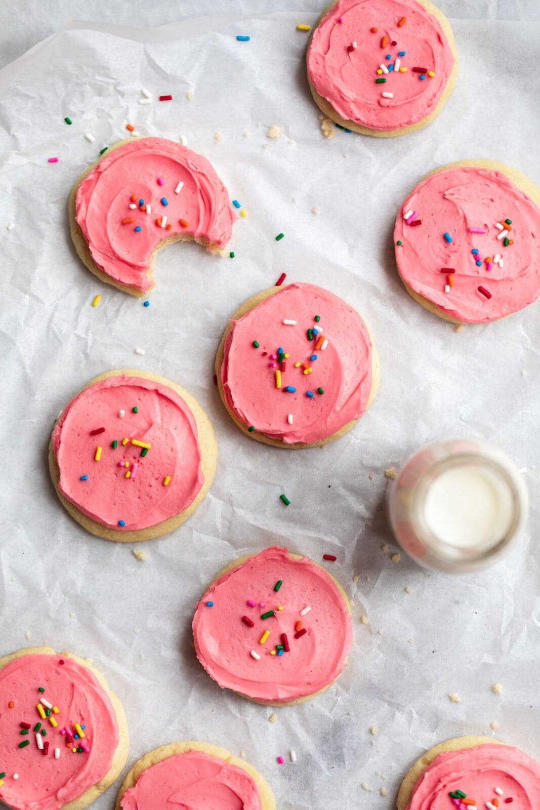 lofthouse style sugar cookies