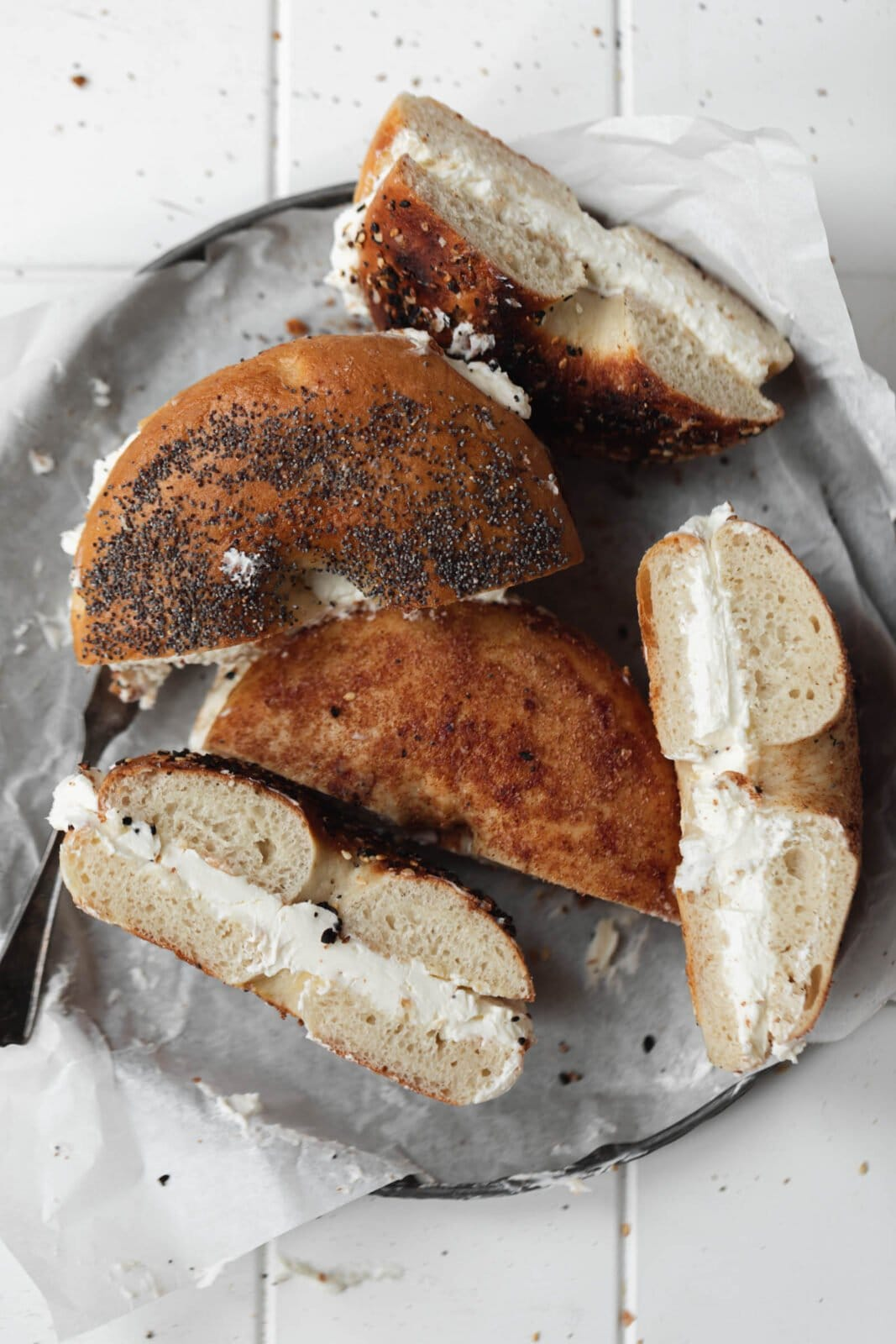 the best homemade bagels
