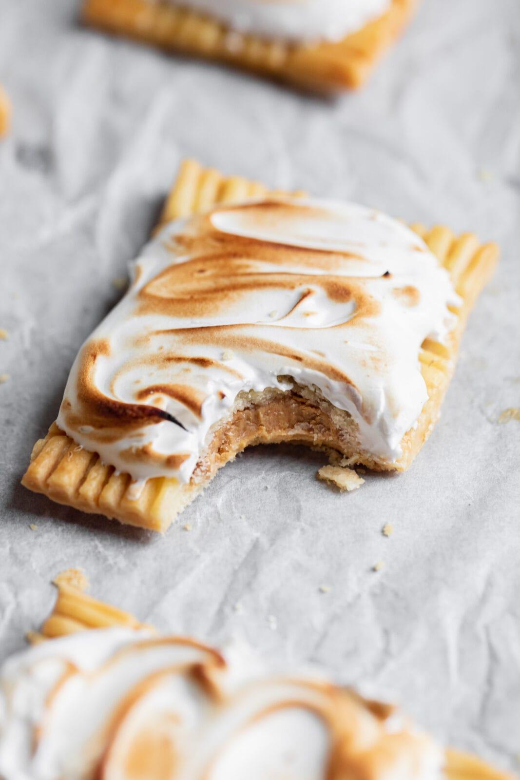 peanut butter and fluff pop tart